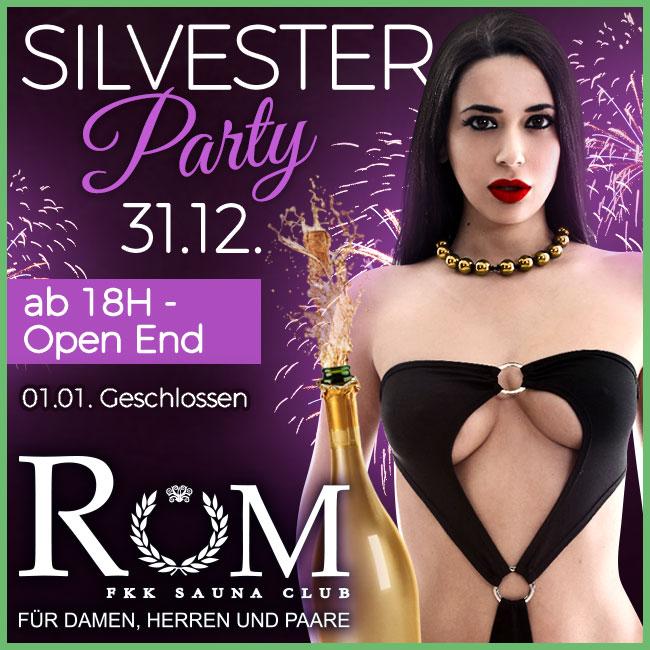 FKK ROM Silvester Party!